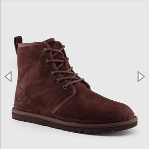 UGG Men's Harkley boots size 10 BNWOB